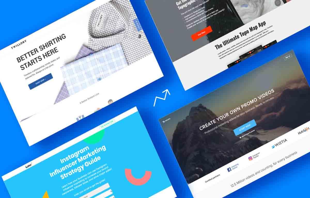 Los anunciantes pueden ver los puntajes para obtener más landing pages